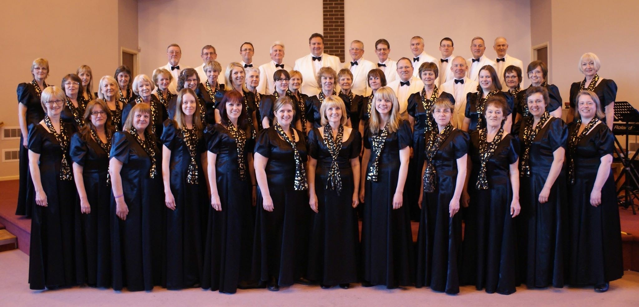 Of One Accord Choir In Shrewsbury Performs Karens Music