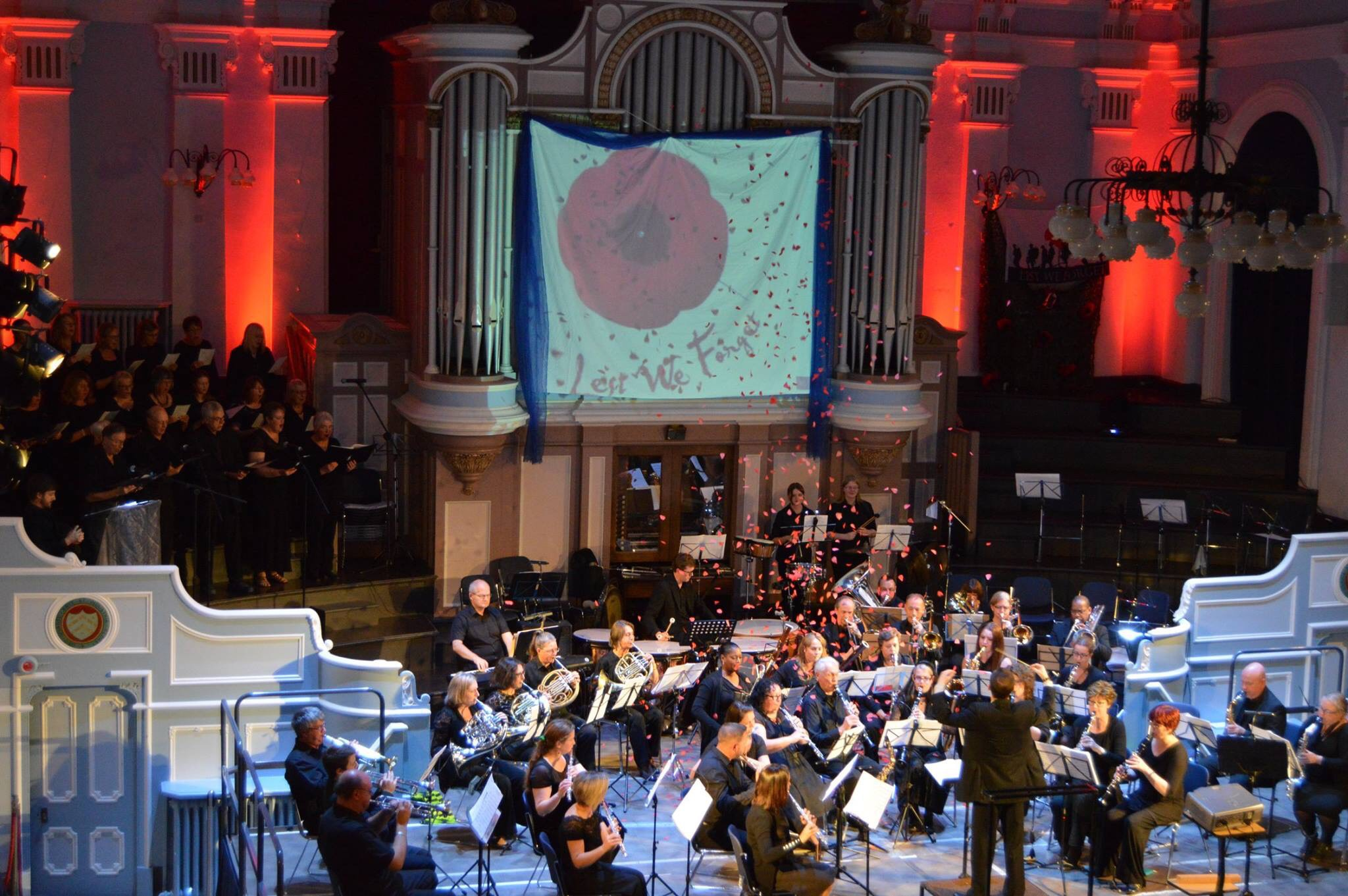 The Film Orchestra perform music by John Williams